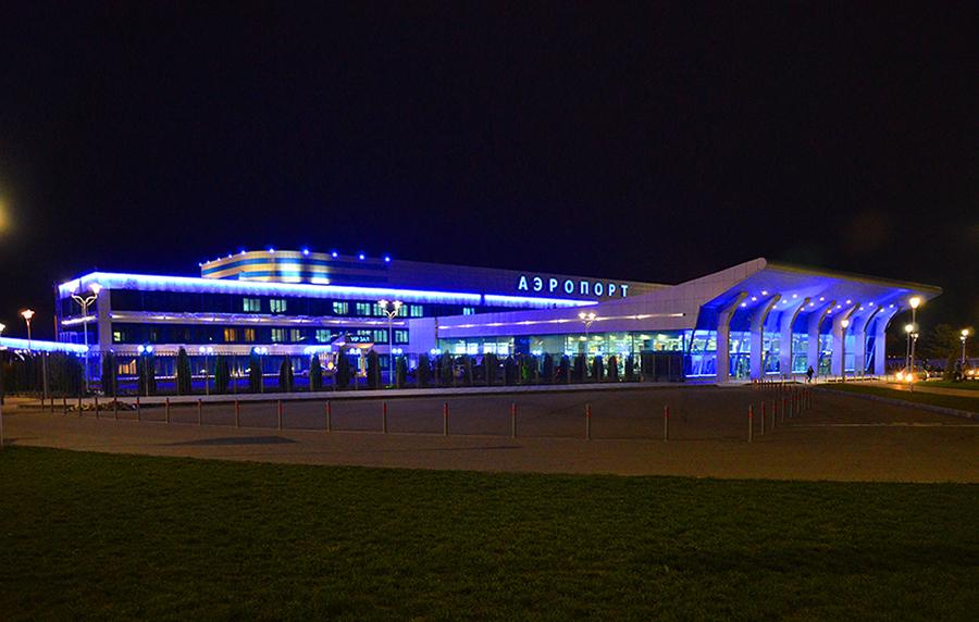 аэропорт Минеральных Вод